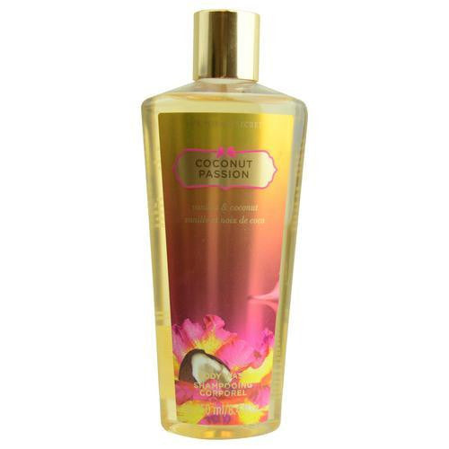 Victoria's Secret By Victoria's Secret Coconut Passion Body Wash 8.4 Oz