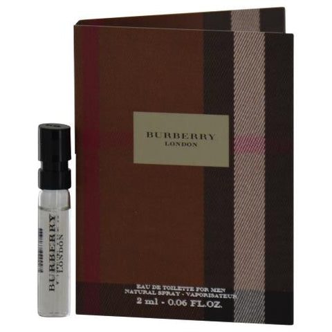 Burberry London By Burberry Edt Spray (new) Vial On Card