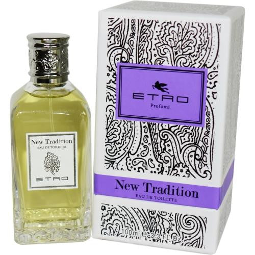 New Traditions Etro By Etro Edt Spray 3.3 Oz (new Packaging) freeshipping - 123fragrance.net