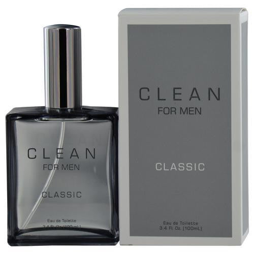Clean Men By Clean Edt Spray 3.4 Oz freeshipping - 123fragrance.net