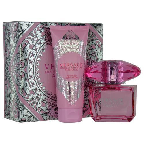 Gianni Versace Gift Set Versace Bright Crystal Absolu By Gianni Versace freeshipping - 123fragrance.net