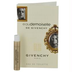Eau Demoiselle De Givenchy By Givenchy Edt Vial On Card