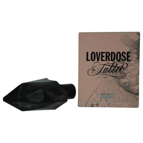 Diesel Loverdose Tattoo By Diesel Eau De Parfum Spray 1.7 Oz freeshipping - 123fragrance.net