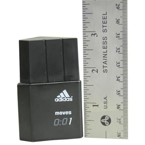 Adidas Moves 0:01 By Adidas Edt Spray .5 Oz (unboxed)