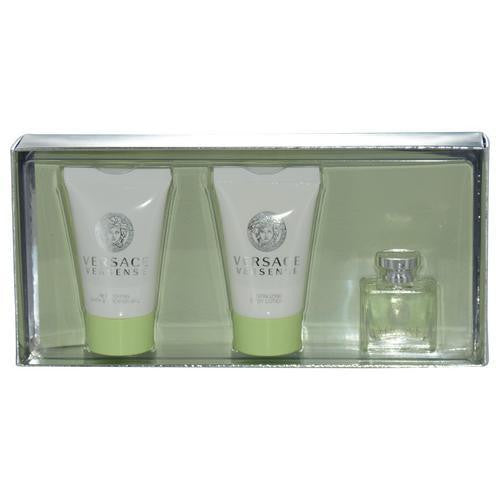 Gianni Versace Gift Set Versace Versense By Gianni Versace freeshipping - 123fragrance.net