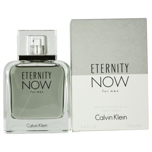 Eternity Now By Calvin Klein Edt Spray 3.4 Oz