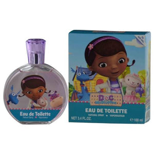 Doc Mcstuffins By Disney Edt Spray 3.4 Oz