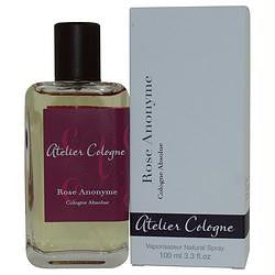 Atelier Cologne By Atelier Cologne Rose Anonyme Cologne Absolue 3.3 Oz With Removable Spray Pump freeshipping - 123fragrance.net