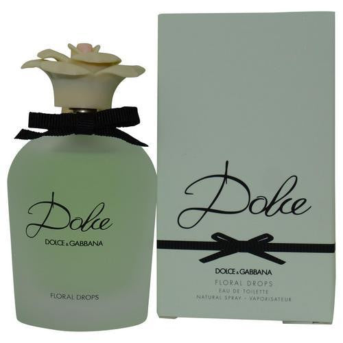Dolce Floral Drops By Dolce & Gabbana Edt Spray 2.5 Oz