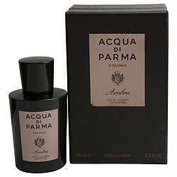 Acqua Di Parma By Acqua Di Parma Ambra Eau De Cologne Concentree Spray 3.4 Oz