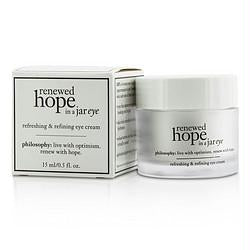 Renewed Hope In A Jar Refreshing & Refining Eye Cream --15ml-0.5oz