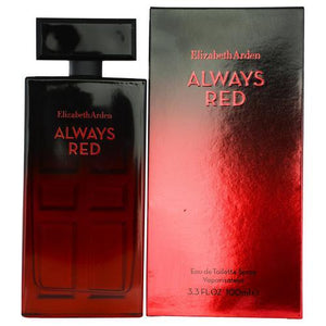 Always Red By Elizabeth Arden Edt Spray 3.3 Oz