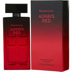 Always Red By Elizabeth Arden Edt Spray 1.7 Oz