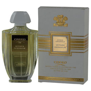 Creed Acqua Originale Vetiver Geranium By Creed Eau De Parfum Spray 3.3 Oz