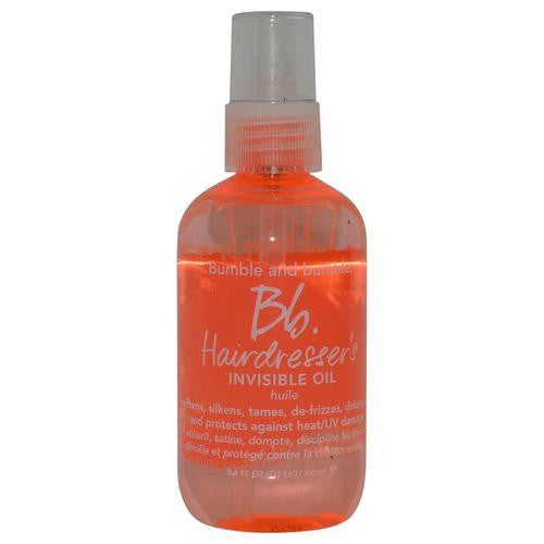 Hairdresser's Invisible Oil Spray 3.4 Oz