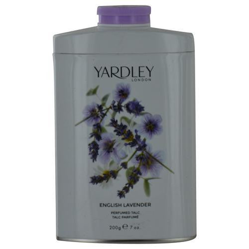 Yardley By Yardley English Lavender Tin Talc 7 Oz (new Packaging) freeshipping - 123fragrance.net