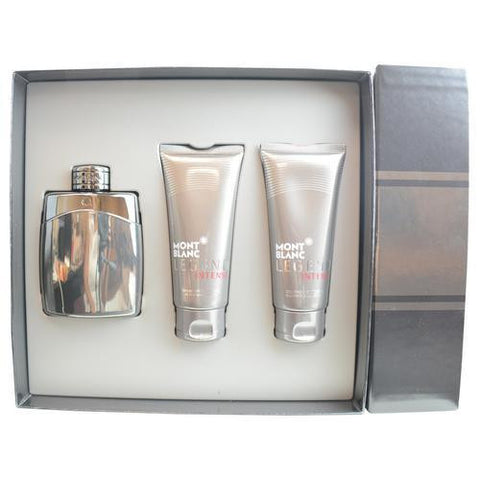 Mont Blanc Gift Set Mont Blanc Legend Intense By Mont Blanc freeshipping - 123fragrance.net