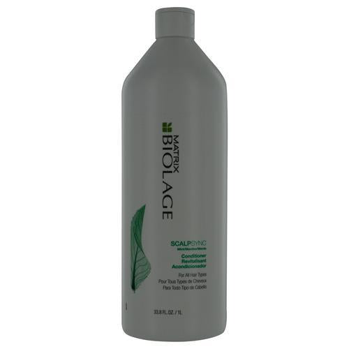 Scalpsync Cooling Mint Conditioner 33.8 Oz