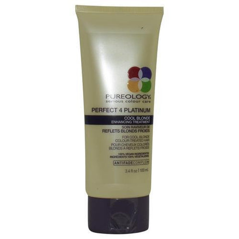 Perfect 4 Platinum Cool Blonde Enhancing Treatment 3.4 Oz freeshipping - 123fragrance.net