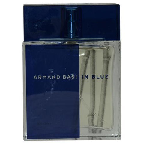 Armand Basi In Blue By Armand Basi Edt Spray 3.4 Oz *tester