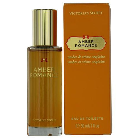 Victoria's Secret Amber Romance By Victoria's Secret Edt Spray 1 Oz