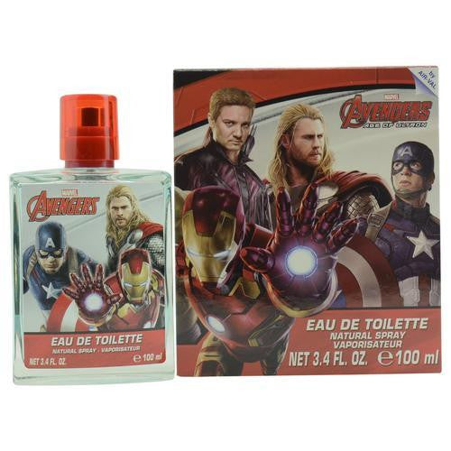 Avengers Age Of Ultron By Marvel Edt Spray 3.4 Oz