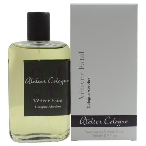 Atelier Cologne By Atelier Cologne Vetiver Fatal Cologne Absolue Spray 6.7 Oz freeshipping - 123fragrance.net