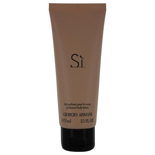Armani Si By Giorgio Armani Body Lotion 2.5 Oz
