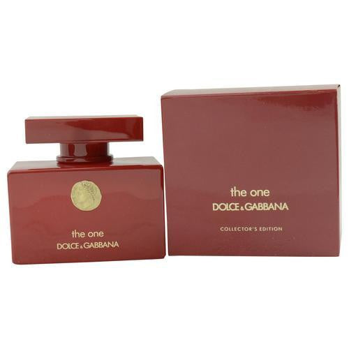 The One By Dolce & Gabbana Eau De Parfum Spray 2.5 Oz (collector's Edition)
