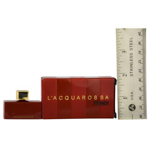 Fendi L'acquarossa By Fendi Eau De Parfum .13 Oz Mini