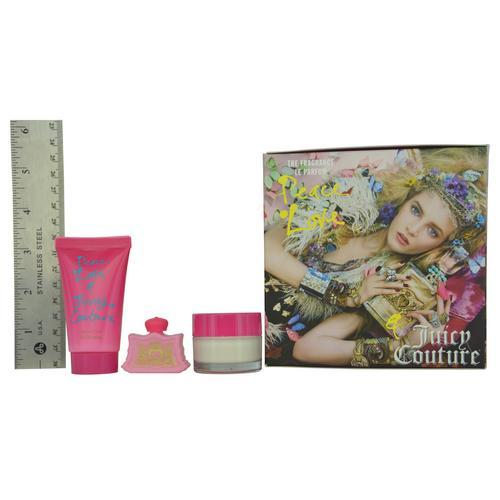 Juicy Couture Gift Set Peace Love & Juicy Couture By Juicy Couture