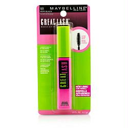 Maybelline Great Lash Mascara With Classic Volume Brush - #101 Very Black --12.7ml-0.43oz By