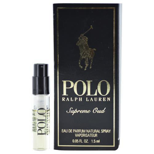 Polo Supreme Oud By Ralph Lauren Eau De Parfum Spray Vial