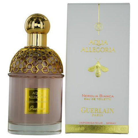 Aqua Allegoria Nerolia Bianca By Guerlain Edt Spray 3.4 Oz