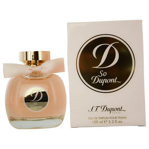 St Dupont D So Dupont By St Dupont Eau De Parfum Spray 3.3 Oz