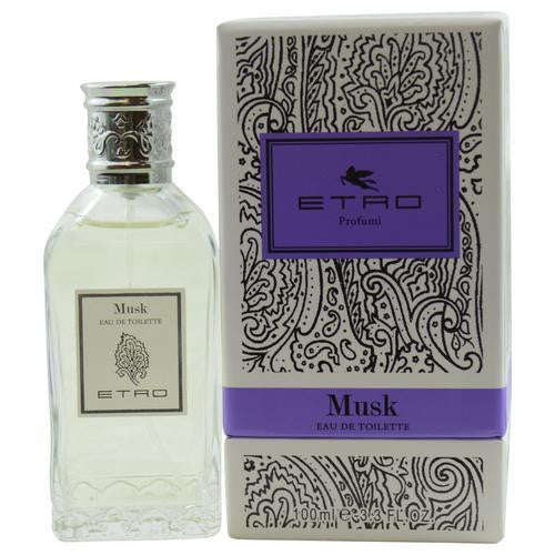Musk Etro By Etro Edt Spray 3.3 Oz (new Packaging)