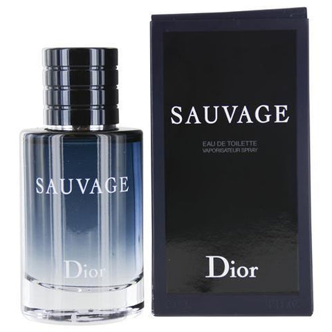 Dior Sauvage By Christian Dior Edt Spray 2 Oz