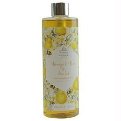 Woods Of Windsor Honeyed Pear & Amber By Woods Of Windsor Moisturizing Hand Wash 11.8 Oz