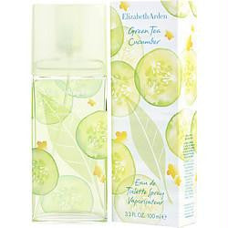 Green Tea Cucumber By Elizabeth Arden Edt Spray 3.3 Oz