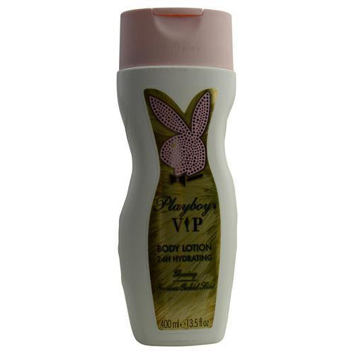 Playboy Vip By Playboy Precious Orchid Scent Body Lotion 13.5 Oz