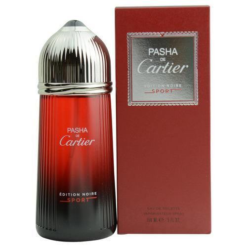 Pasha De Cartier Edition Noire Sport By Cartier Edt Spray 5.1 Oz
