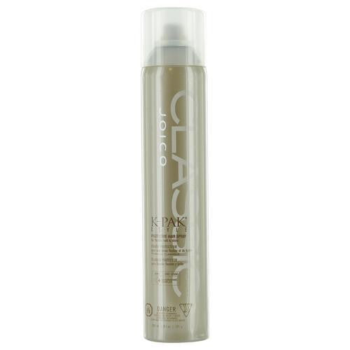 K Pak Styling Protective Hair Spray For Flexible Hold & Shine 8.1 Oz