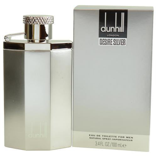 Desire Silver By Alfred Dunhill Edt Spray 3.4 Oz