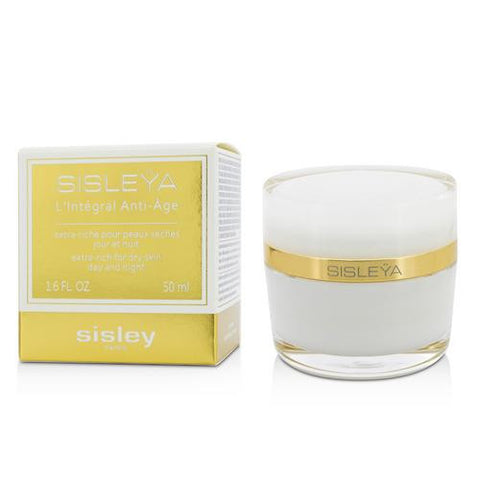 Sisleya L'integral Anti-age Day And Night Cream - Extra Rich For Dry Skin --50ml-1.6oz