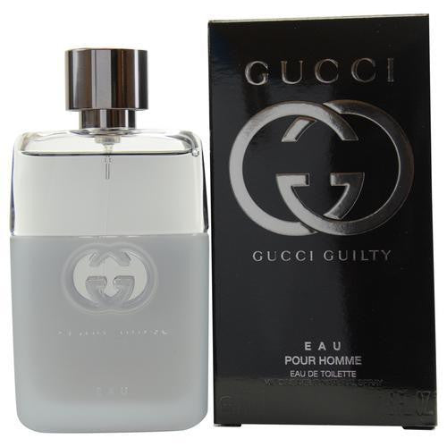 Gucci Guilty Eau Pour Homme By Gucci Edt Spray 1.7 Oz