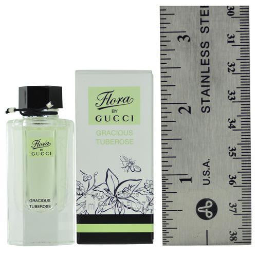 Gucci Flora Gracious Tuberose By Gucci Edt .16 Oz Mini