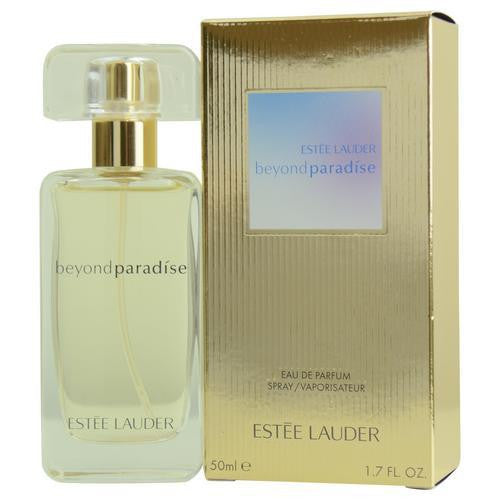 Beyond Paradise By Estee Lauder Eau De Parfum Spray 1.7 Oz (new Gold Packaging)