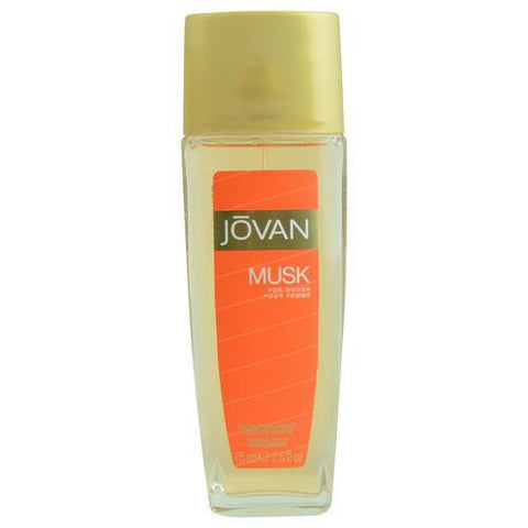 Jovan Musk By Jovan Body Fragrance Spray 2.5 Oz (glass Bottle) (unboxed)
