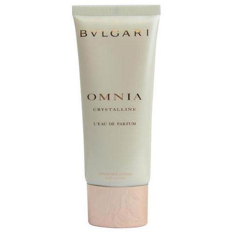 Bvlgari Omnia Crystalline By Bvlgari L'eau De Parfum Body Lotion 3.4 Oz