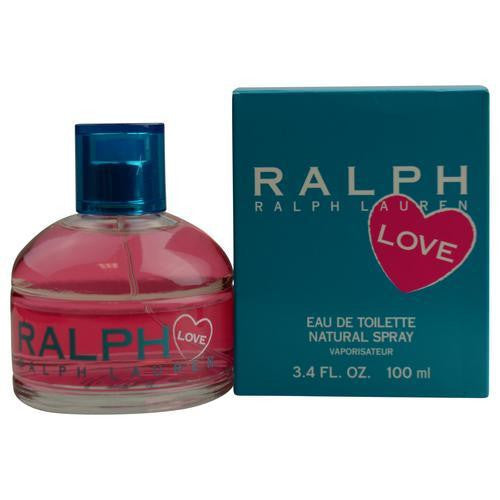 Ralph Love By Ralph Lauren Edt Spray 3.4 Oz